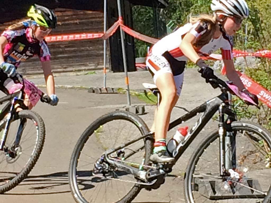 Fabienne Swiss Bike Cup Buchs