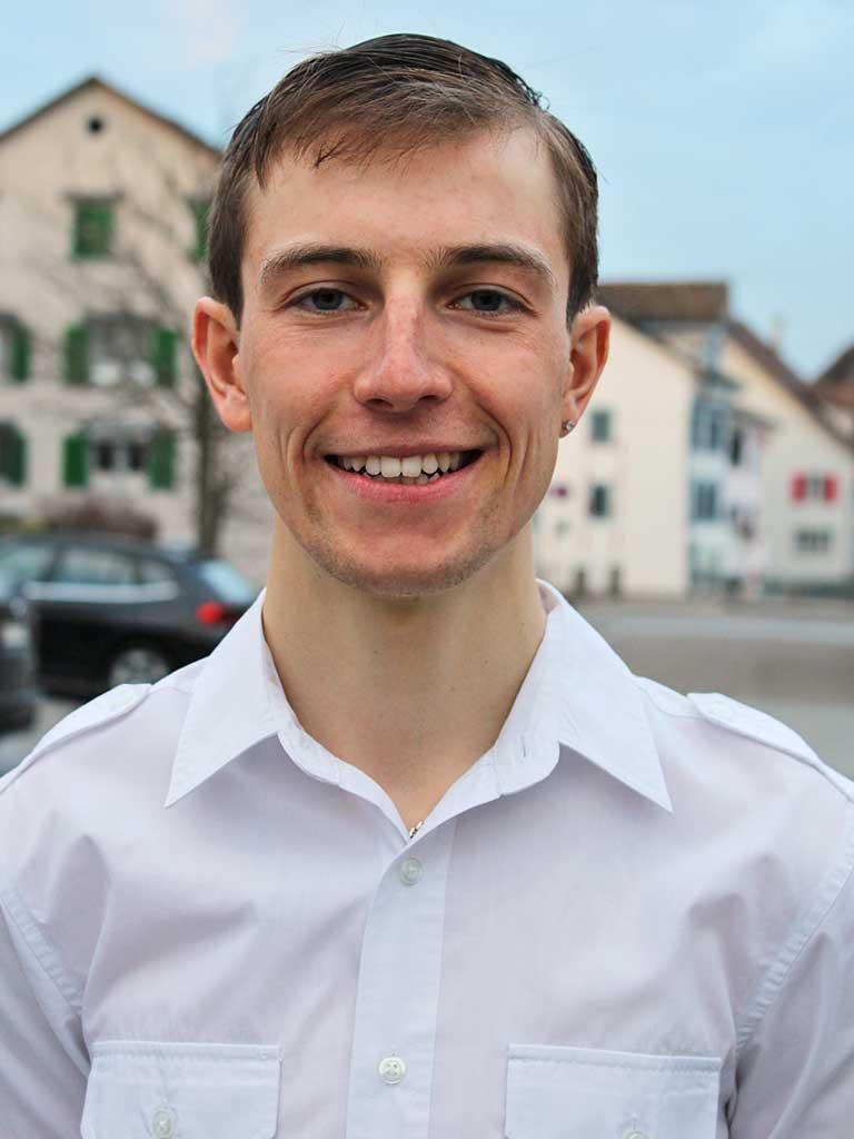 Raphael Kraehemann Aktuar VC Meilen