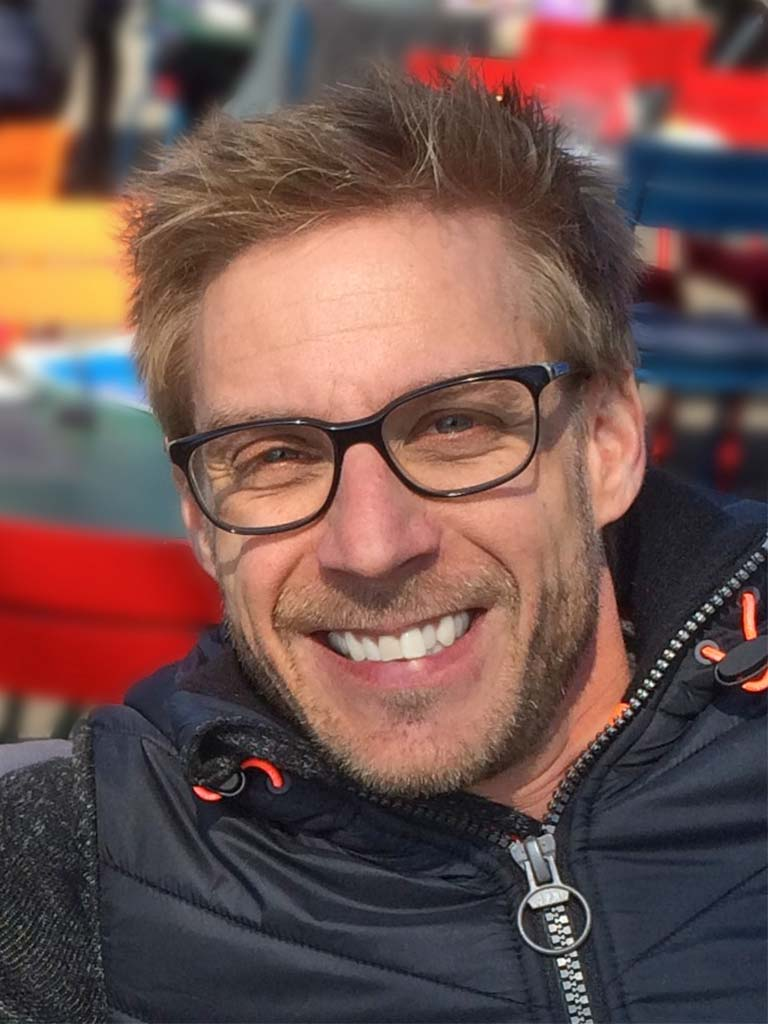 Roger Schmutz Vizepraesident VC Meilen
