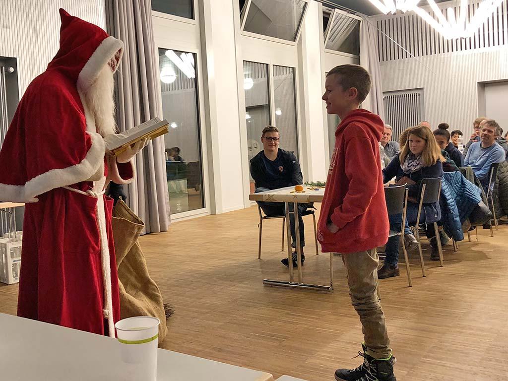 GV VC-Meilen Samichlaus 2018