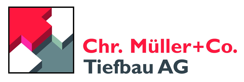 Logo Chr. Müller + Co Tiefbau AG