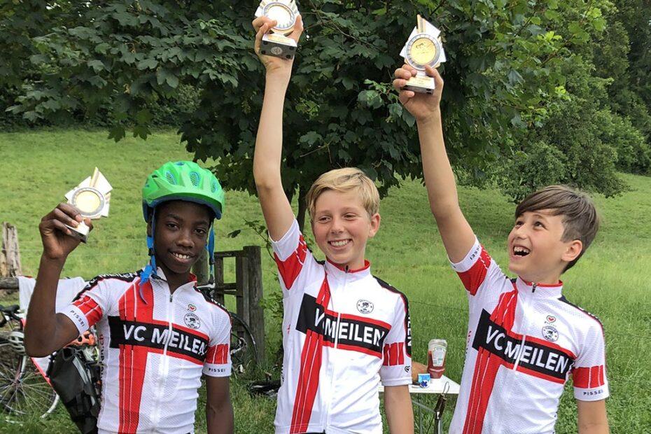 Clubmeisterschaften 2019 Kids VC Meilen