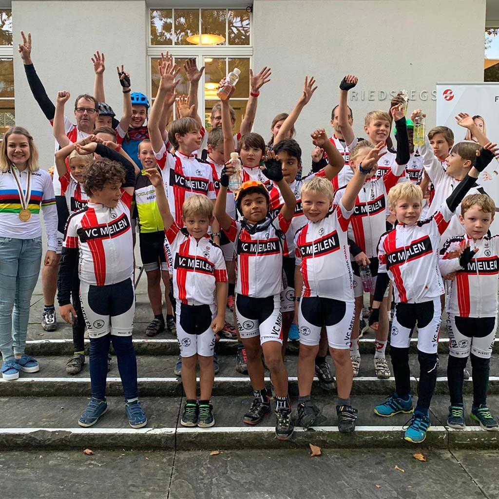 Teamfoto Gruppenbild VC Meilen 2019